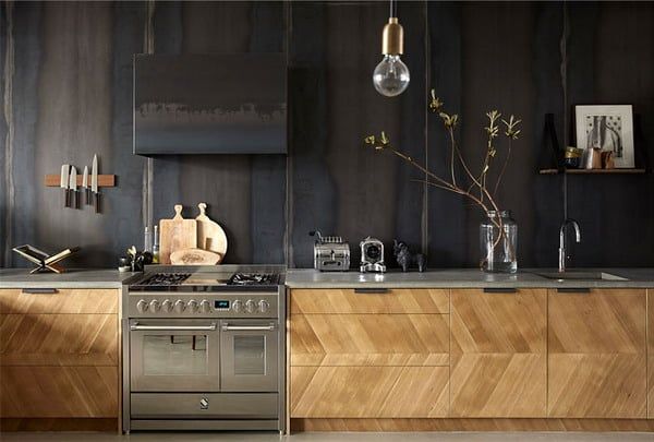 New Kitchens Design Trends 2020/2021 , Colors, Materials