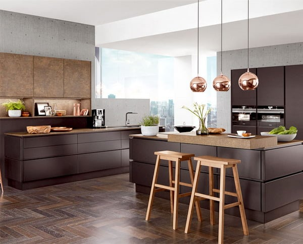 Kitchen Trends For 2020.New Kitchens Design Trends 2020 2021 Colors Materials