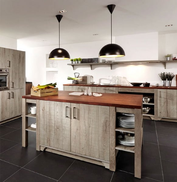 New Kitchens Design Trends 2020 2021 Colors Materials Ideas Edecortrends