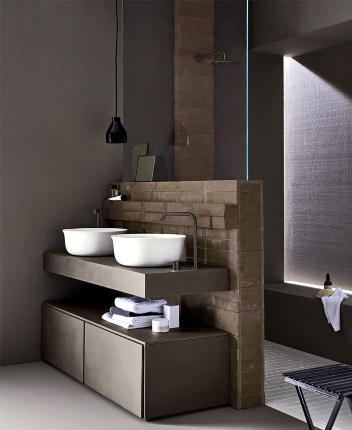 Bathroom Design Trends 2019: New Bathroom Decor Trends 2021: Designs, Colors And Tile