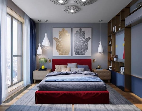 Design Bedroom In A Modern Style Fashionable Bedrooms In 2021 Edecortrends