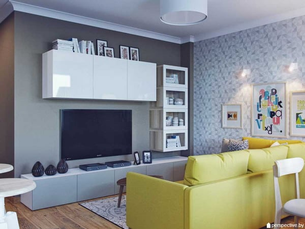 Ideas For Decorating The Living Room In A Modern Style 2021
