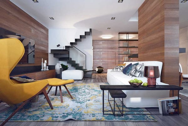 Interior Design Trends Of Modern Apartment In 2021 Edecortrends