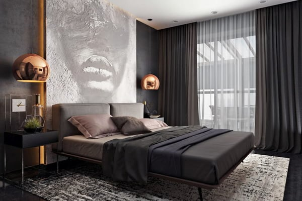 New Interior Decoration for Bedroom Style Trends 2021