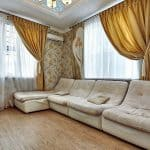 New Trends and Ideas for Living Room Curtains 2021