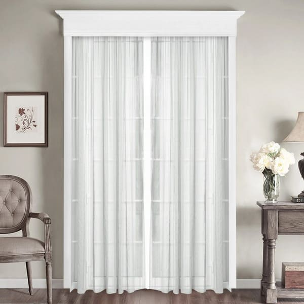 New Trends and Ideas for Living Room Curtains 2021 ...