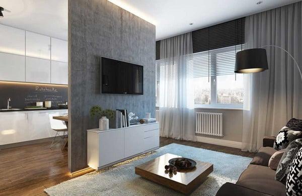 11 Best Studio Apartment Designs 2021 From Top Interior Designers Edecortrends