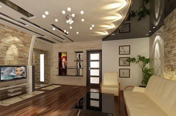 Ceiling Trends 2020 2021 Modern And Relevant Solutions Edecortrends