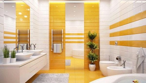 Modern Bathroom Tiles Design Trends 2020-2021