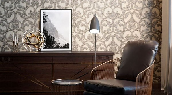 2020 Wallpaper Trends.Modern Living Room Wallpaper Trends 2020 2021 Edecortrends