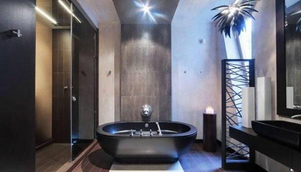 Modern and Practical Trends Bathroom Decor 2020-2021