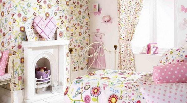 New Wallpaper Trends For Children Room 2020-2021