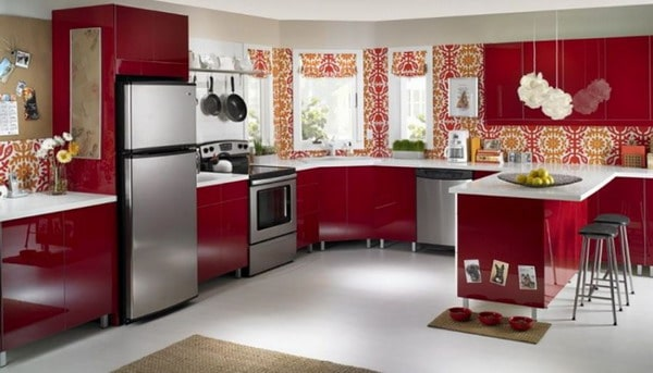 Newest Kitchen Wallpaper Trends 2021
