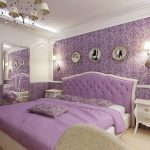 Stylish Bedroom Wallpaper Design Trends 2021