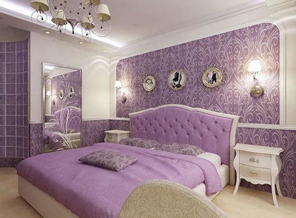 Bedroom Wallpaper Design Trends 2021