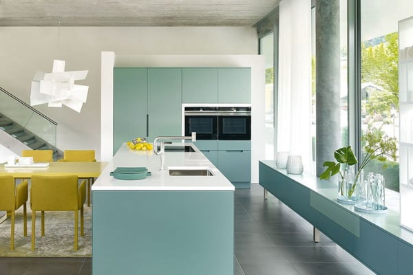 Most Fashionable Kitchen Trends 2021 Kitchens In A Modern Style From Leading Designers Edecortrends
