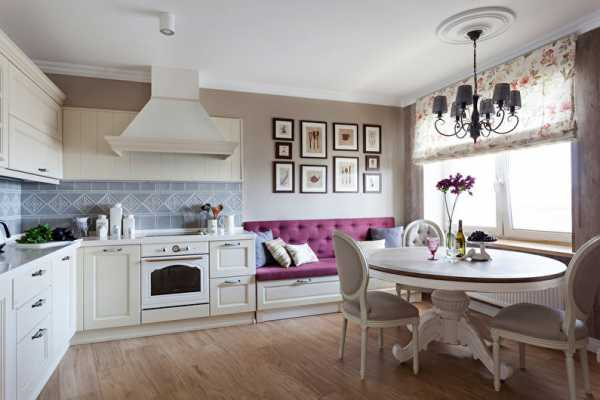 Small Sofa In The Interior Of The Kitchen Types Rules For Choosing And Placing Edecortrends