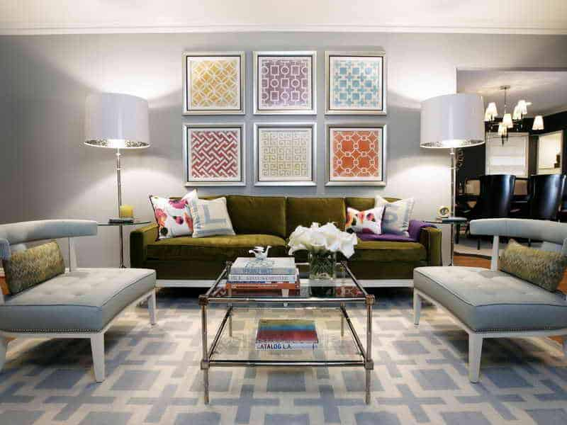 Trends to Decorate Modern Living Rooms in 2020