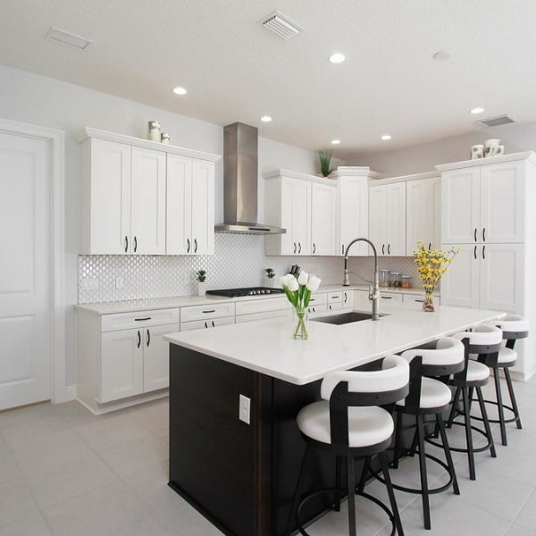 2021 New Trends in Kitchen Design and Ideas