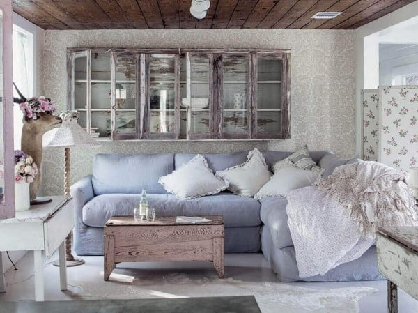 Living Room Wallpaper 2021 – Latest trends and interesting solutions